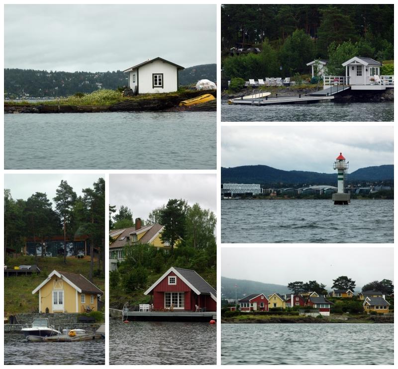 Oslo co warto zobaczyć, Fiordy