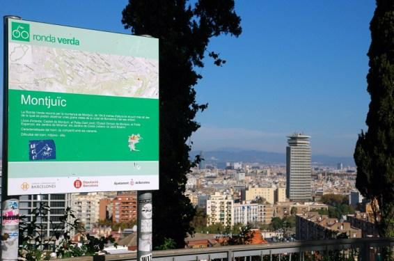 Barcelona co warto zobaczyć, Montjuic