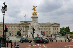 Londyn gotowa trasa zwiedzania dzień 2, Londyn, Victoria Memorial.
