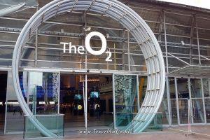 Londyn – gotowa trasa zwiedzania dzień 3 O2 Arena