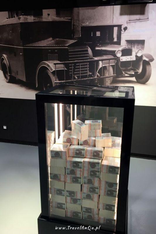Warszawa darmowe zwiedzanie Centrum Pieniądza