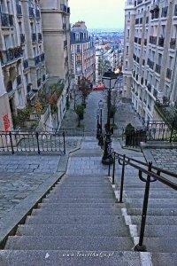 Paryż gotowa trasa zwiedzania dzień 2