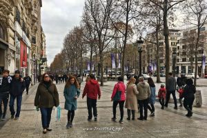 Paryż gotowa trasa zwiedzania dzień 1