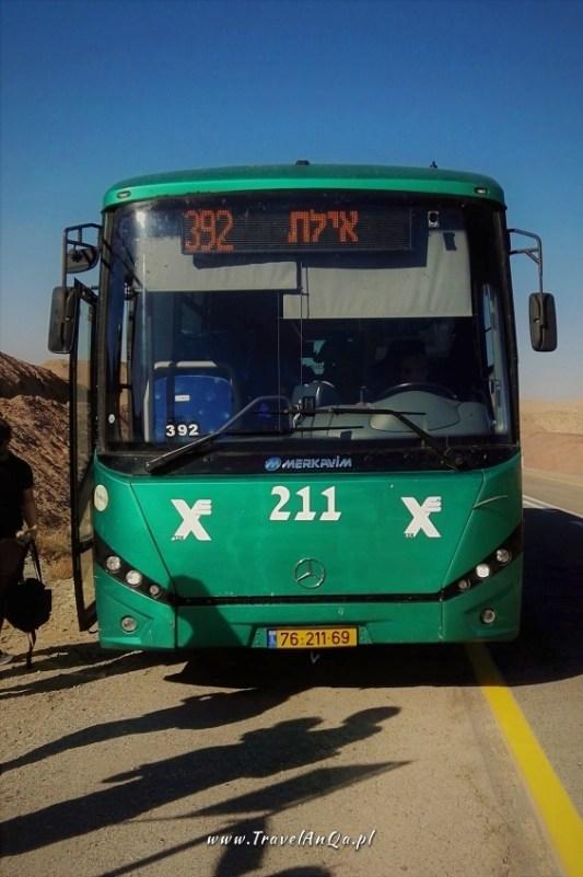 Ejlat Izrael atrakcje turystyczne - czerwony kanion