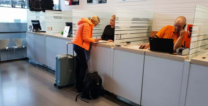 Auto huren Rovaniemi Airport