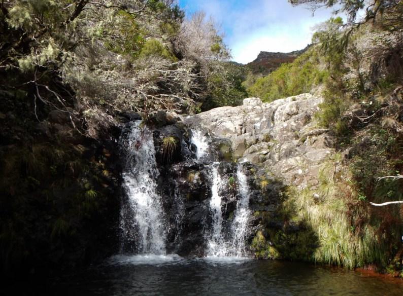 Waterval Ribeira Frio - Madeira