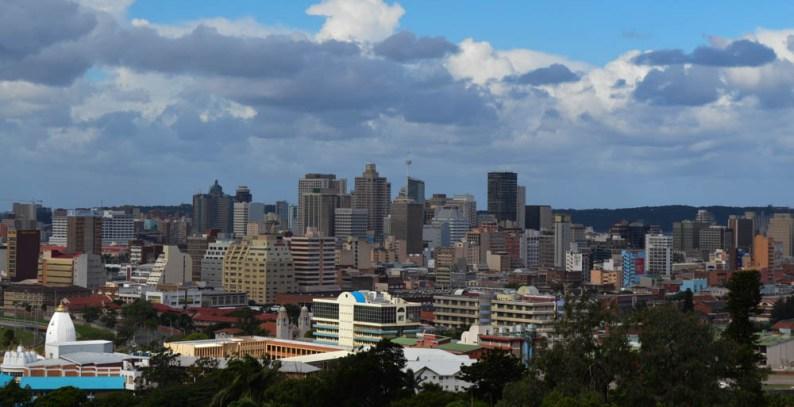 Uitzicht Durban