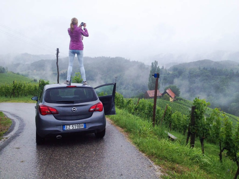 Heart Road - Slovenie