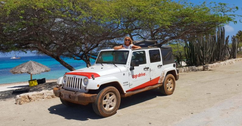 Jeep Rental Aruba