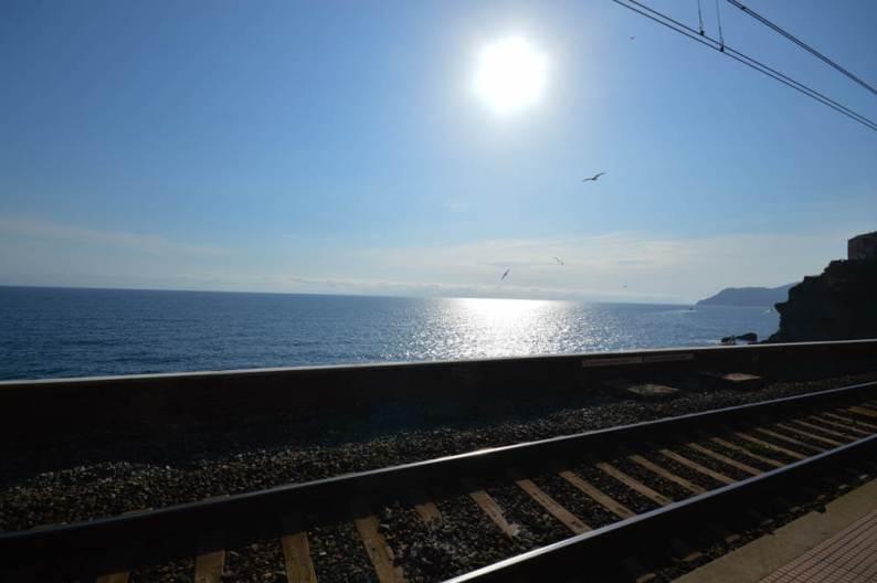 Reizen met de trein Treinreis Cinque Terre