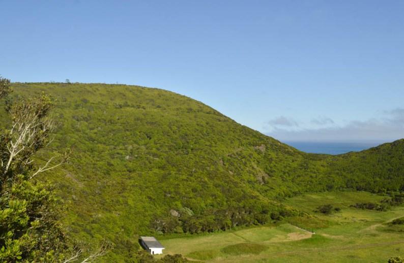 Monte Brasil, vulkaankrater