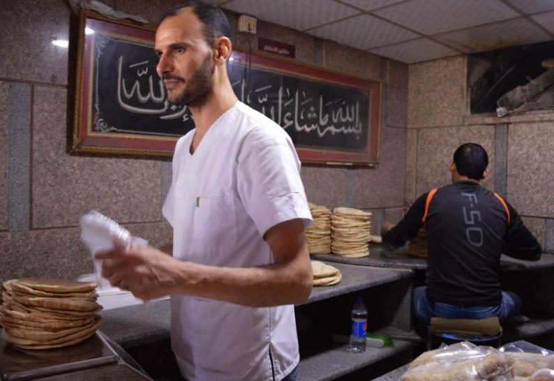 Beste bakker van Aqaba