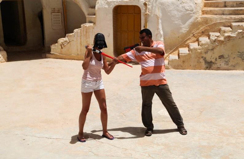 Star Wars filmlocaties in Tunesië, Matmata