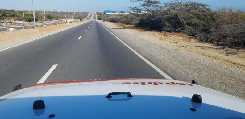 Top Drive Aruba locaties