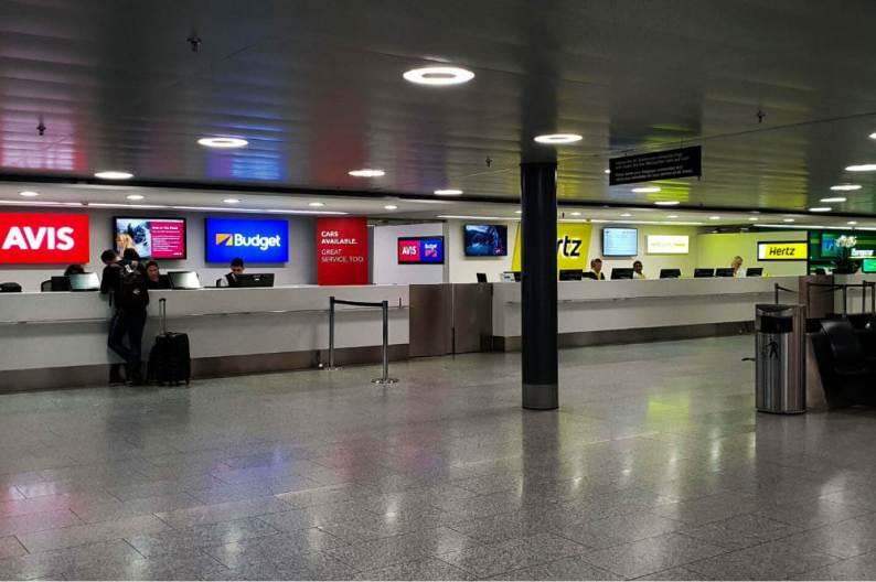 Auto huren Genève Airport