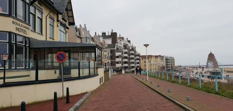 Blijf slapen met Oud & Nieuw op Scheveningen