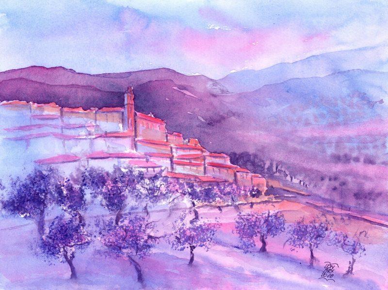 Provence France - Old Village of Gordes