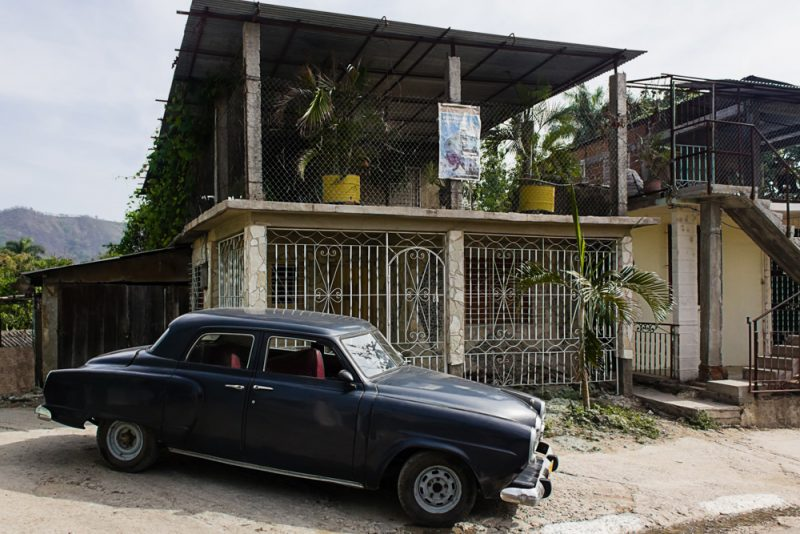 Studebaker in El Cobre Cuba