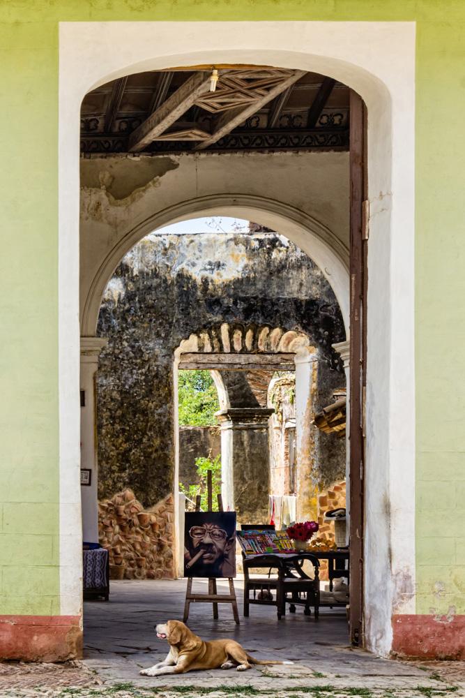 Trinidad Cuba Architecture