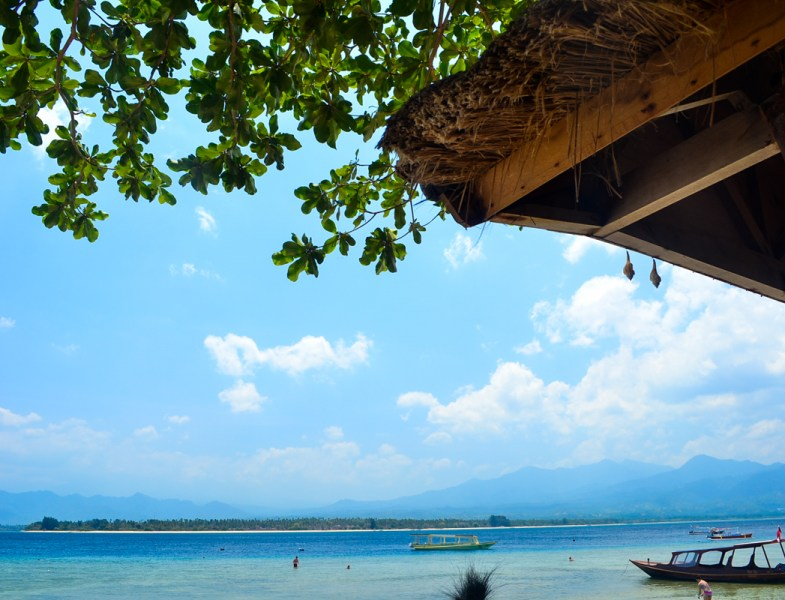 A day trip to the Gili islands