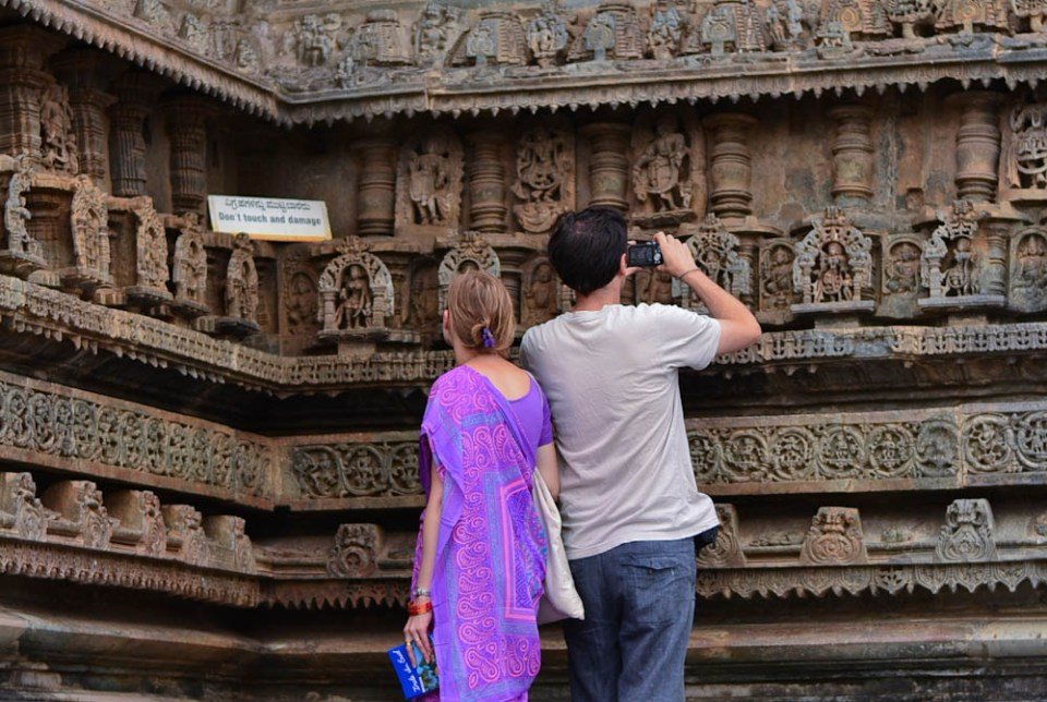 Respecting Indian culture and heritage