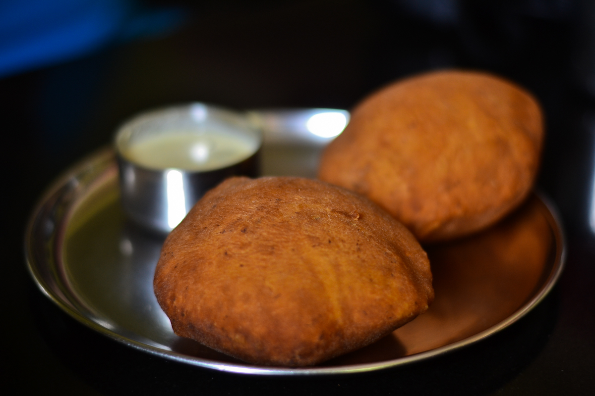 The taste of Udupi