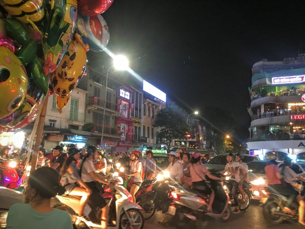 Missing the Chaos of Vietnam (Or, Why We're Finally Appreciating our Visit Months Later)