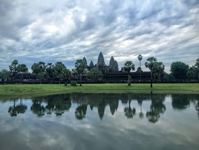 Angkor Wat, the crown jewel