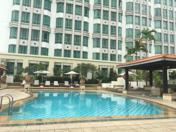 Intercontinental Singapore Pool