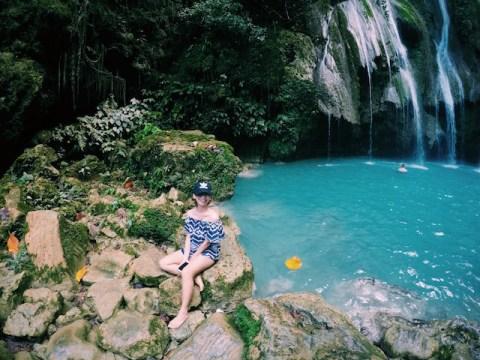 Magaso Falls