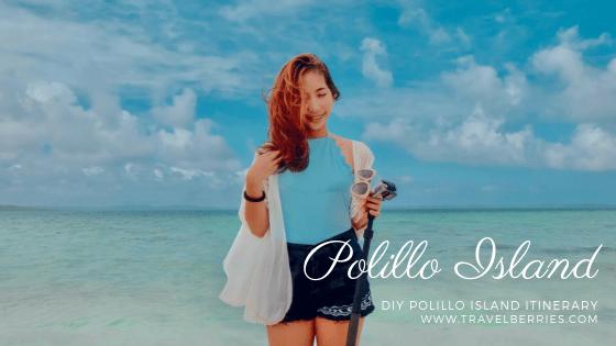 Polillo Island Itinerary