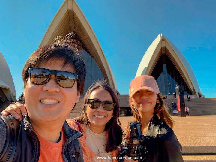 Sydney opera house blog