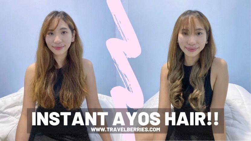 hair extension philippine prices