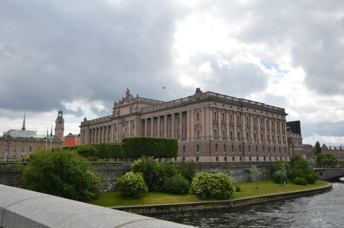 Stockholm Parliament