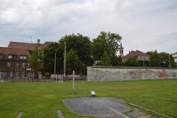Gedenkstätte Berliner Mauer, Berlin, Germany