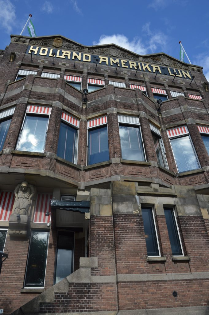 New York Hotel, Holland Amerika Lijn, Rotterdam, Netherlands