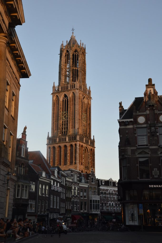 Dom Tower, Utrecht, the Netherlands
