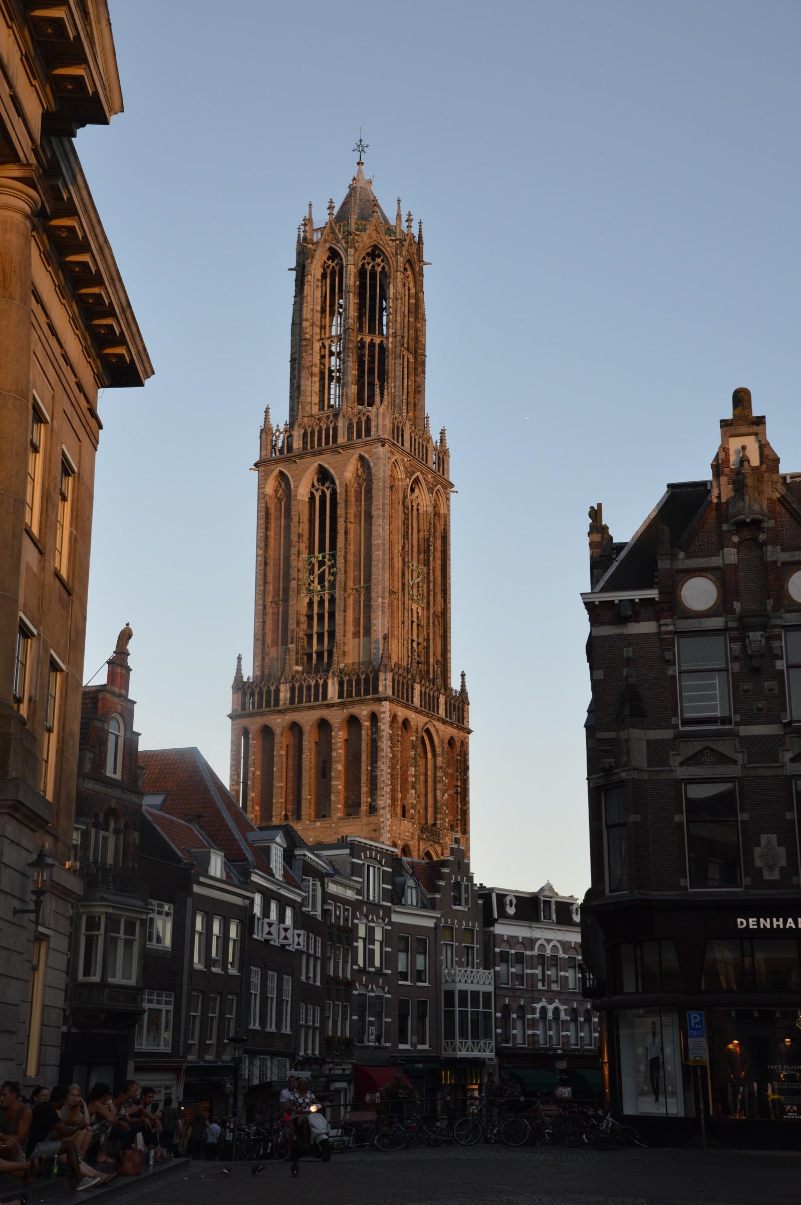 Dom Tower, Utrecht, the Netherlands