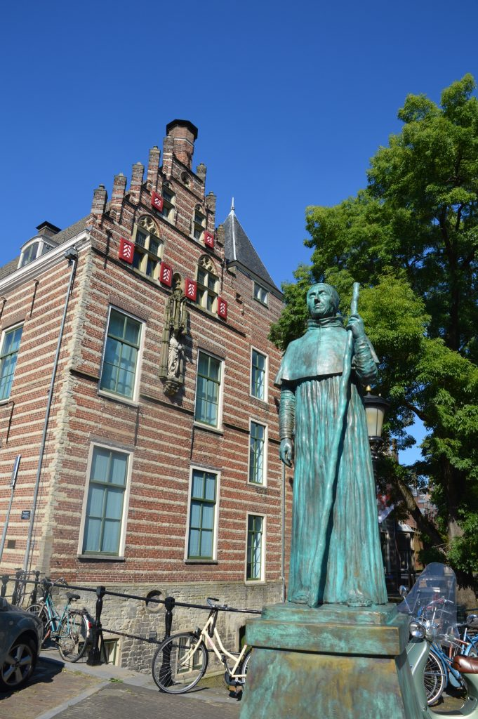 Paushuize, Pope Adrian VI, Utrecht, the Netherlands