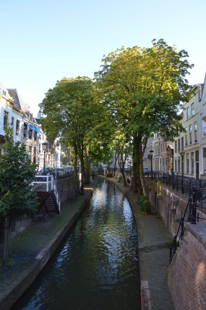 Nieuwegracht, Utrecht, the Netherlands