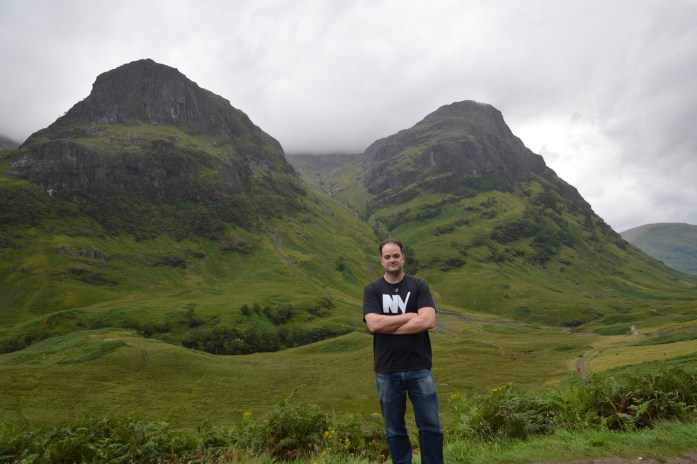 Glen Coe, Scottish Highlands