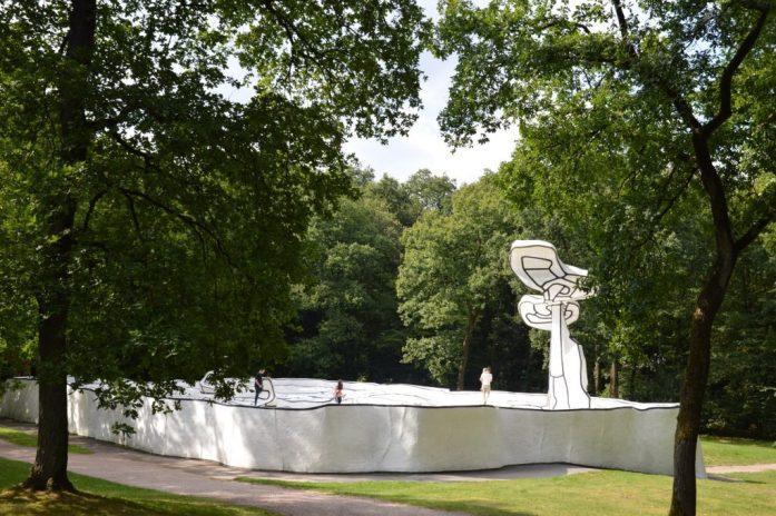 Kröller-Müller Museum Sculpture Garden, the Netherlands