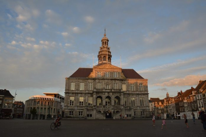 Maastricht Town Hall, the Netherlands