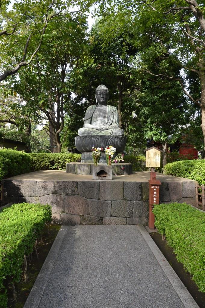 Sensoji temple, Asakusa, Tokyo, Japan