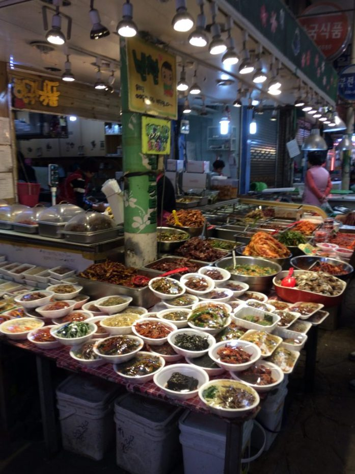 Bujeon Market, Busan, South Korea