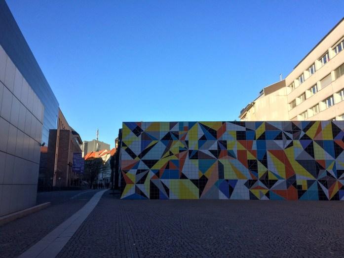 Kunstsammlung Nordrhein-Westfalen in Düsseldorf, Germany