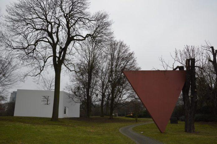 Skulpturenpark in Köln, Germany