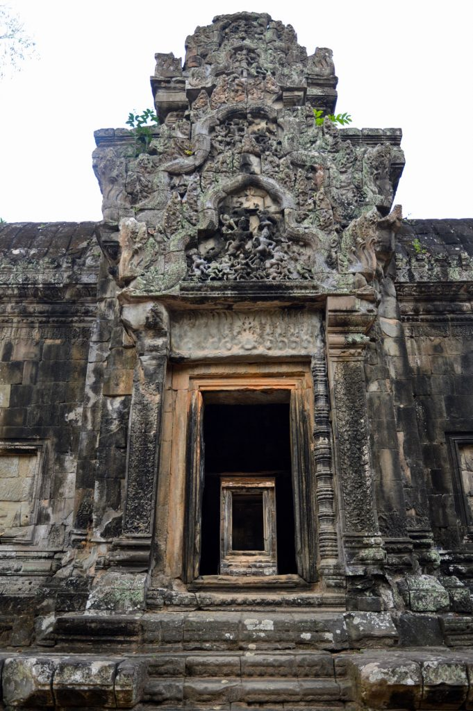Thommanon, Angkor Archaeological Park, Cambodia,