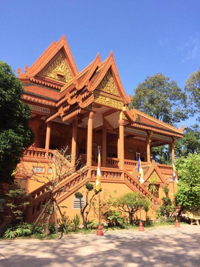 Wat Bo Temple, Siem Reap, Cambodia