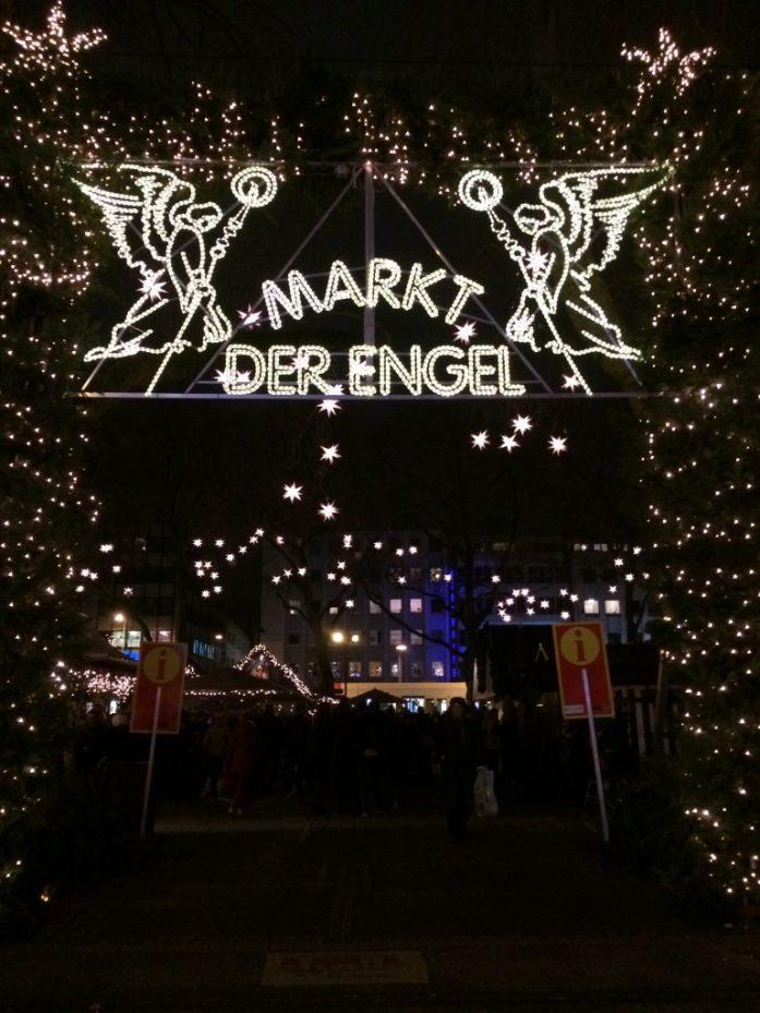 Markt der Engel, Köln, Germany